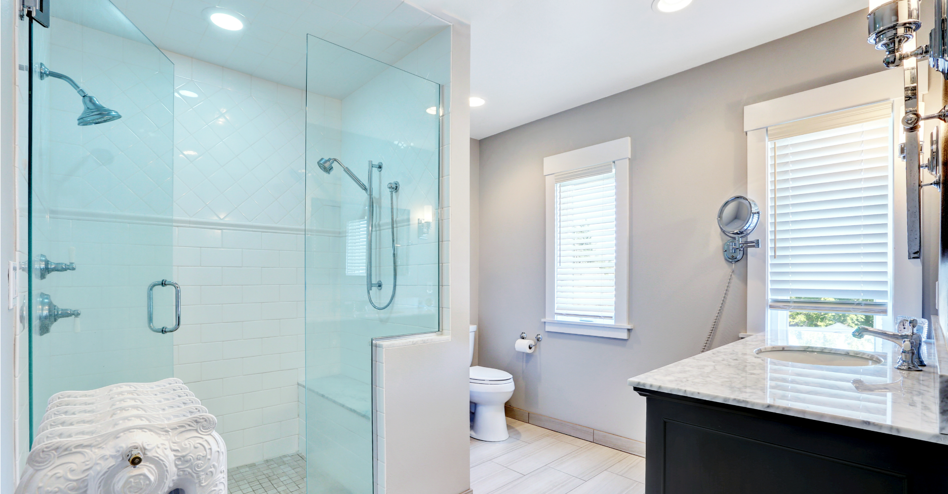 6 Reasons for Low Water Pressure in the Shower - Magnificent Plumbing