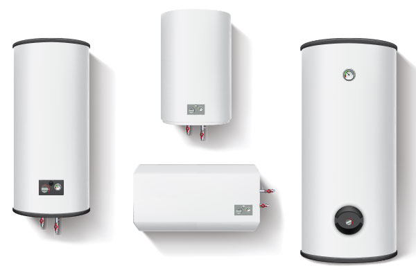 What Are The Different Types Of Water Heaters Available